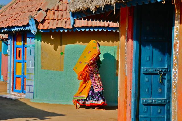 India- Gujarat- rann of Kutch