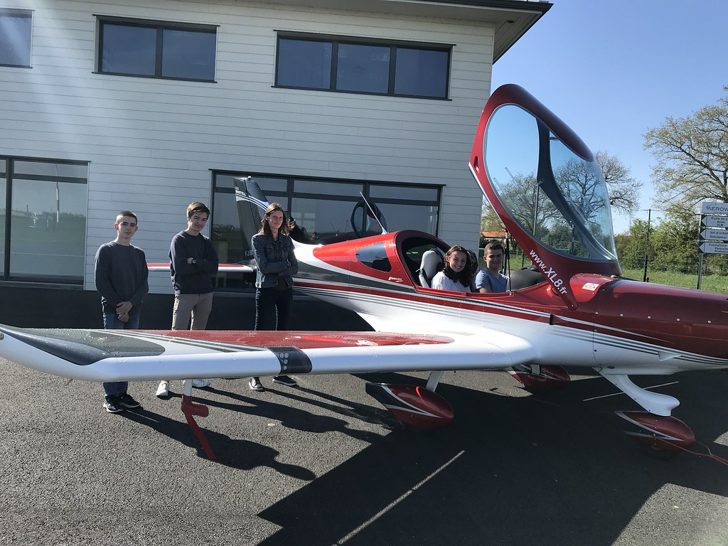 Brevet d'Initiation Aéronautique - 2018