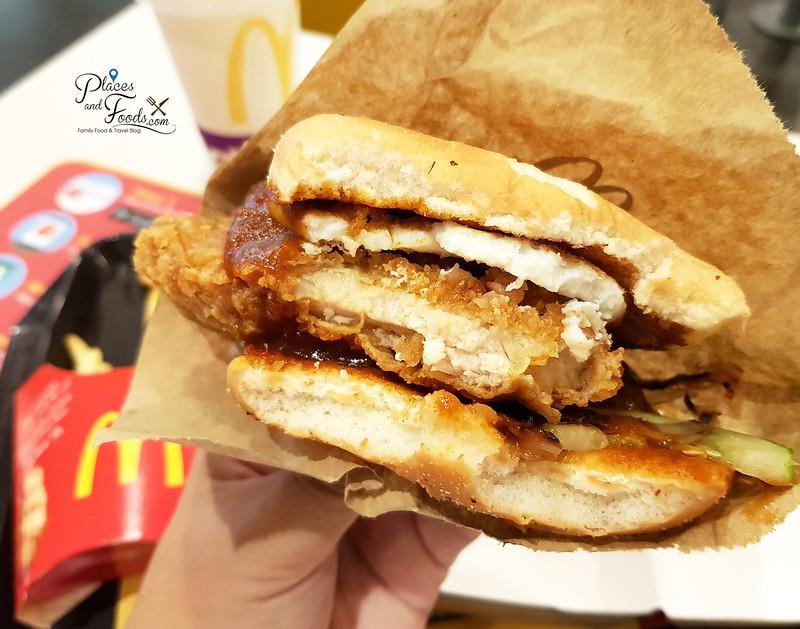 nasi lemak burger mcD