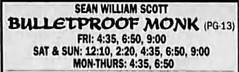Sean William Scott / Seann William Scott