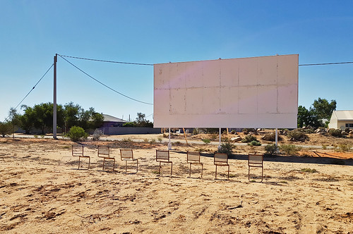 Outdoor-picture-theatre