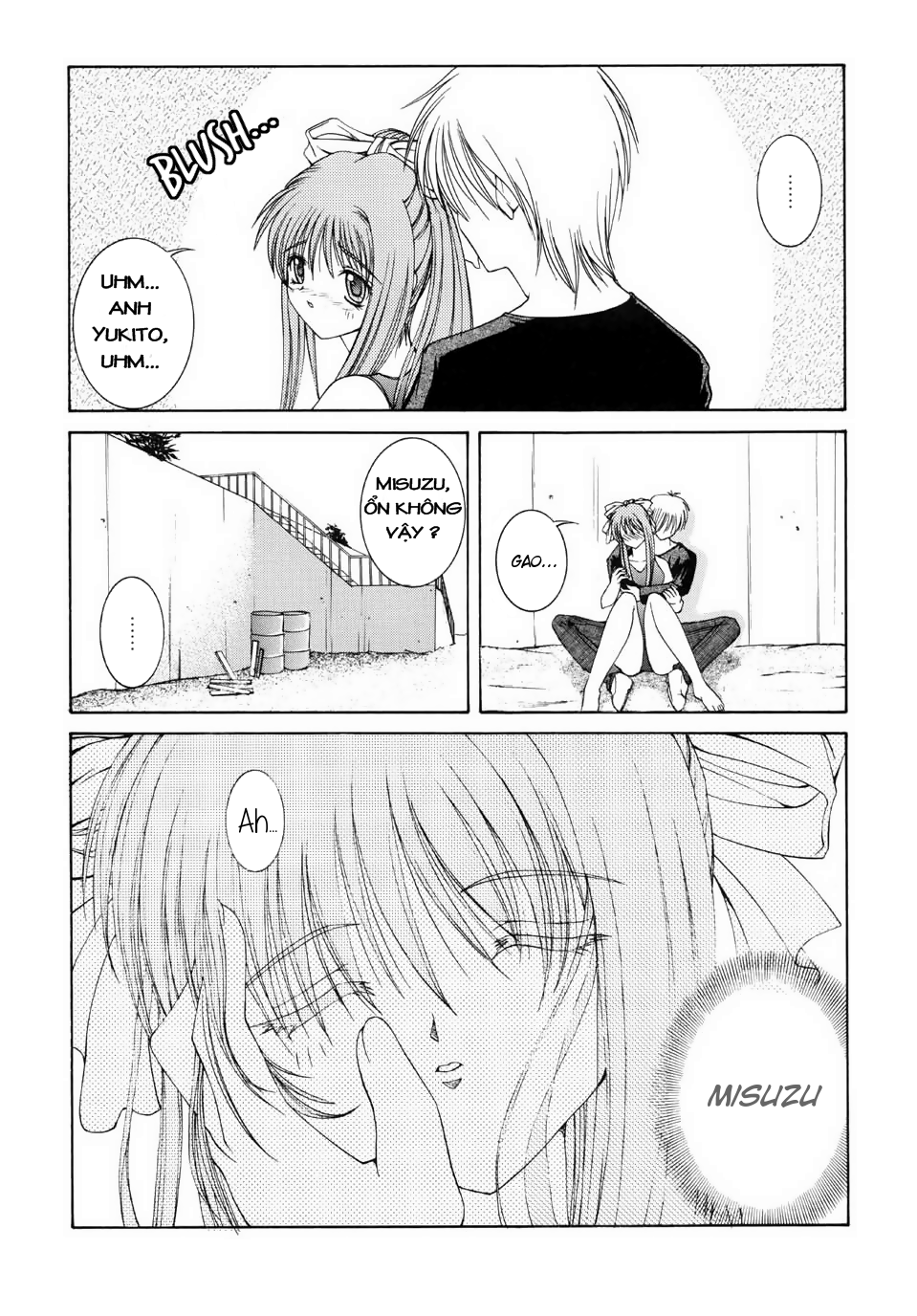 Hình ảnh  trong bài viết Truyện hentai Mirai Kouro