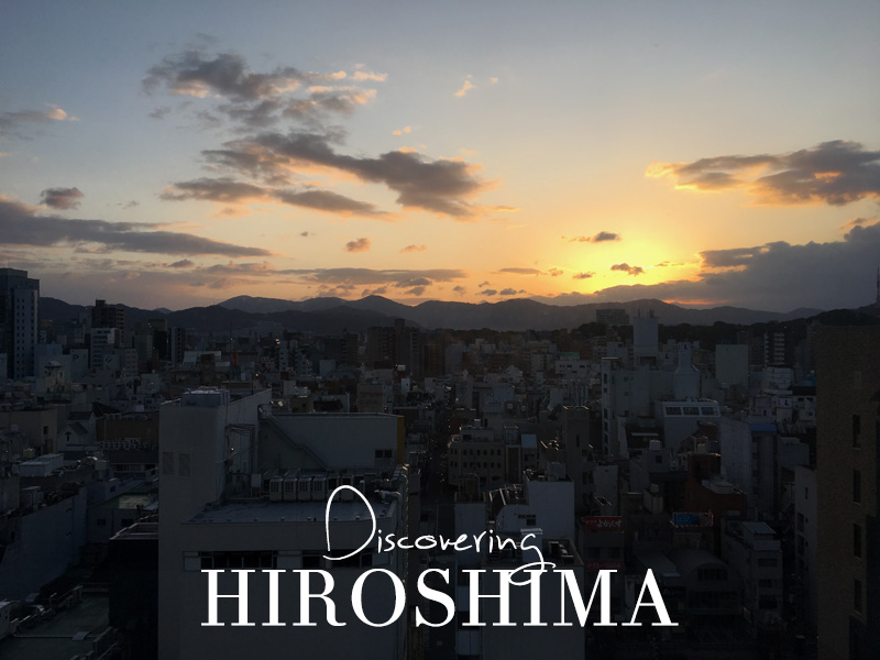 Discovering Japan: Hiroshima