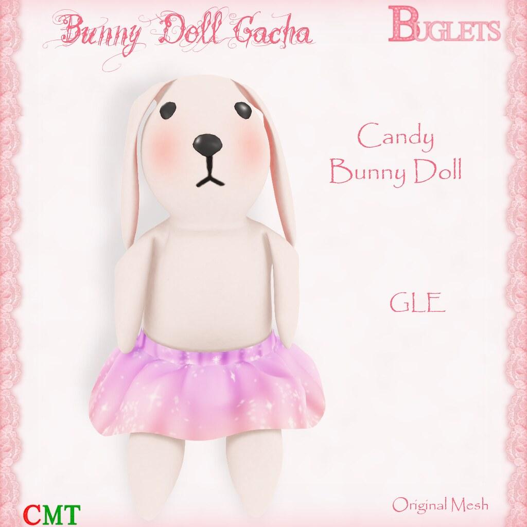 Bunny Doll Gacha GLE - TeleportHub.com Live!