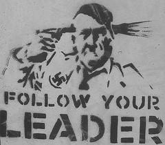 "All bigots, #RW #Extremists (#Chaddis) should just follow their ""Big #Chaddi"" aka #Fuhrer (as in pic)  ""Heil #HydraTva"" !!  (Say with pride &go ahead, pull the trigger.) :joy::joy:  @akshay_vbk78 @viral_bee @gallerygrandeur"