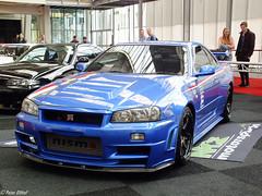 Nissan Skyline GT-R Fifth generation (R34)