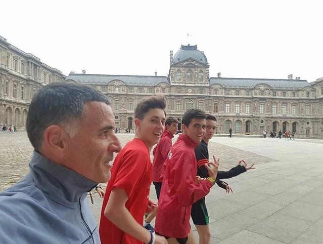 Campeonato del mundo de Cross Escolar en París - 2018
