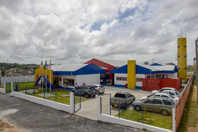 12.04.18 Prefeitura entrega mais uma creche na zona norte de Manaus