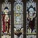 Beckingham (Notts), All Saints' church window