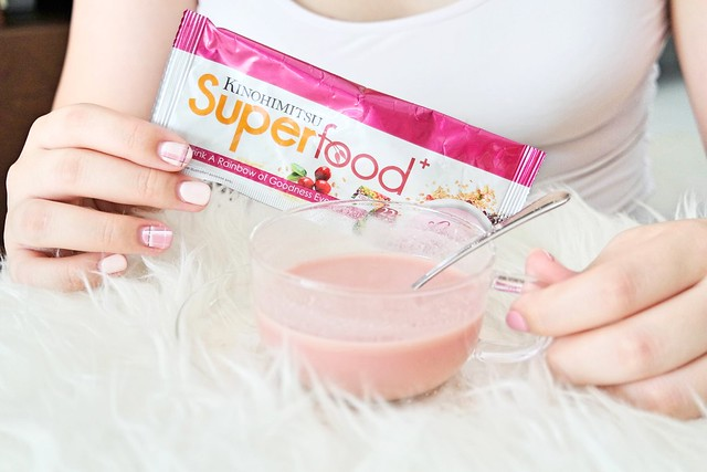 KINOHITMITSU SUPERFOOD+ Lady