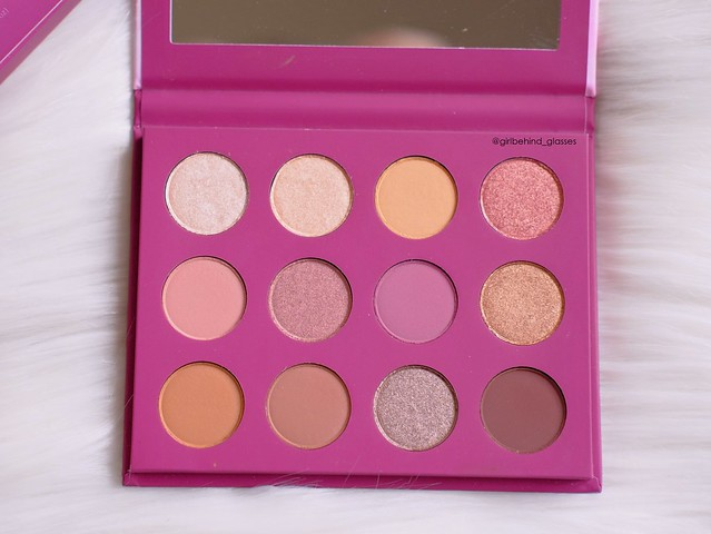 ColourPop You Had Me At Hello Pressed Powder Shadow Palette2