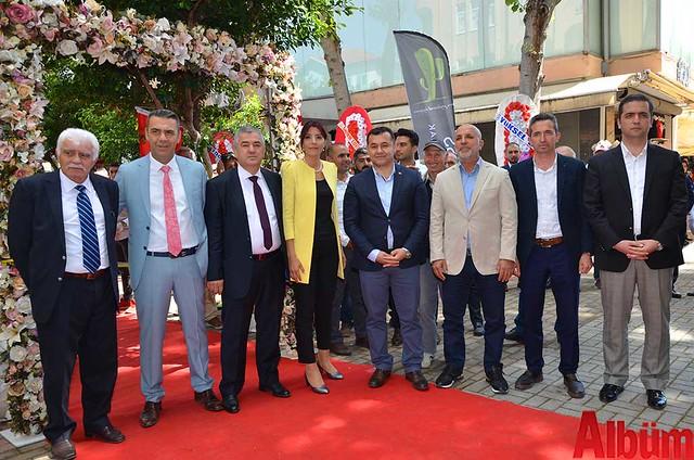 Doğru Hasar Merkezi Danışmanlık A.Ş. Akdeniz Bölge Müdürlüğü açılış töreni