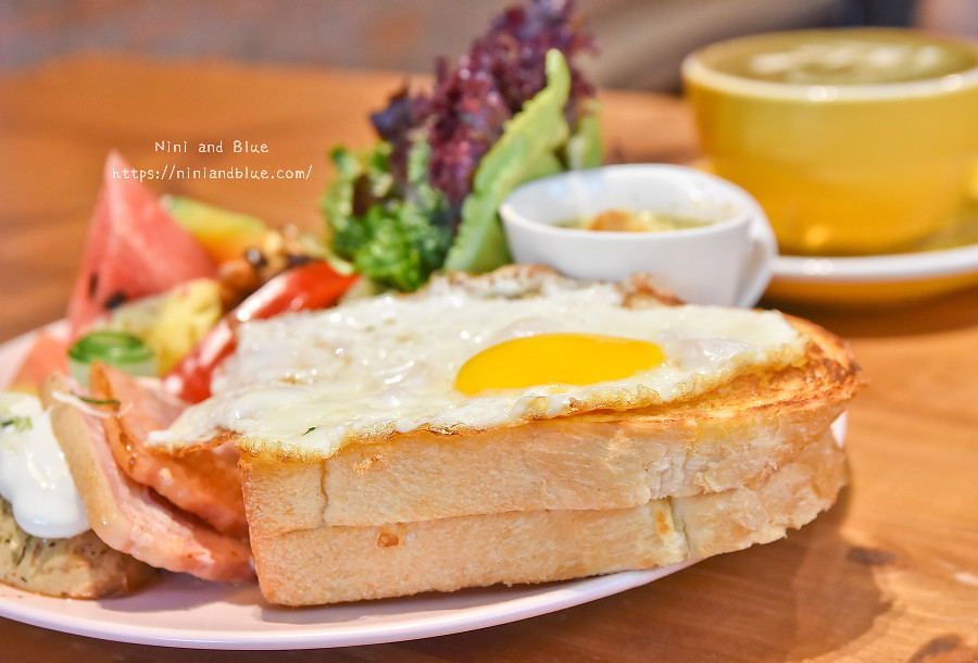 好堅果咖啡 菜單 台中早午餐 精誠商圈16
