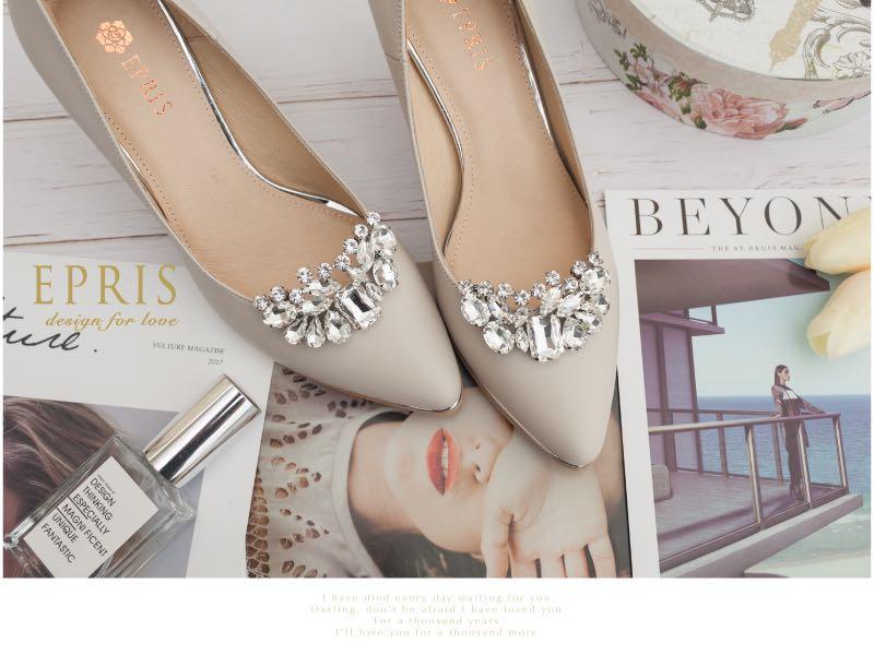 鞋子飾扣鞋夾鞋花
