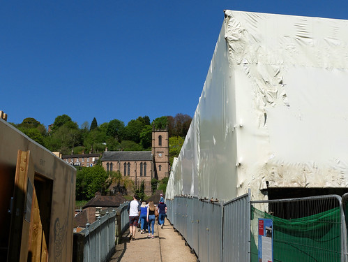 Ironbridge Under Wraps
