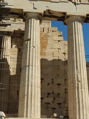 The Parthenon, Doric Column