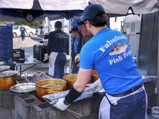 Bridgetown Fish Fry