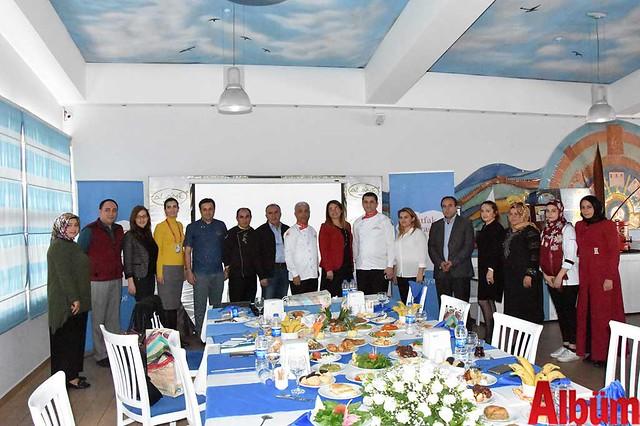 Alaiye Resort'te toplandılar - Mutfak Mirası Toplantı