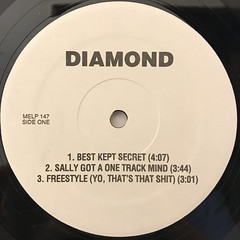 DIAMOND:DIAMOND JEWELZ(LABEL SIDE-A)