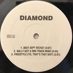 DIAMOND:DIAMOND JEWELZ(LABEL SIDE-A)