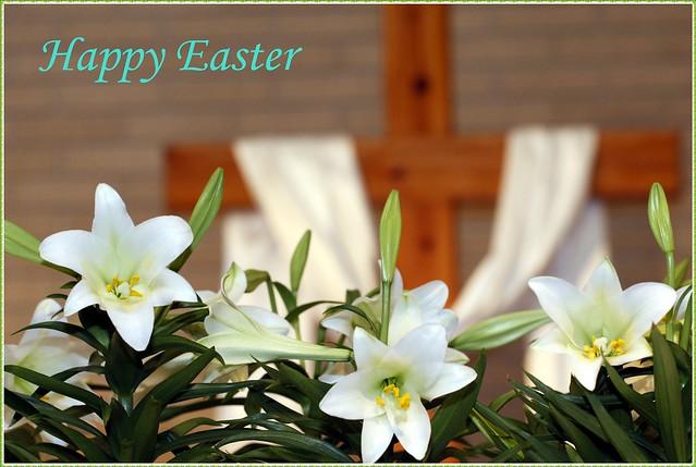 부활절 (Easter) 감사예배 2018