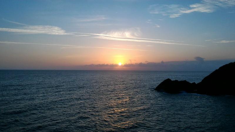 蘭嶼-日落