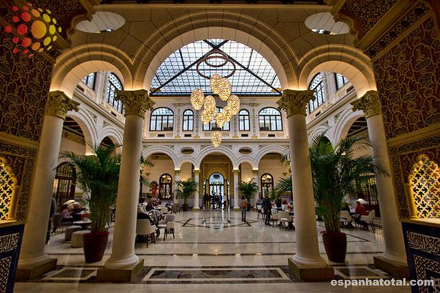 se hospedar em Málaga