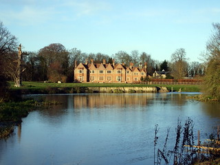 Stow-cum-Quy - Quy Hall from S