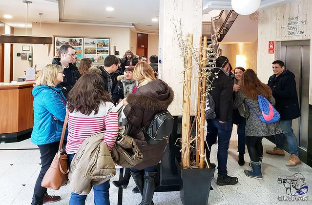 Primer Encuentro nacional de viajeros responsables durante un fin de semana en León 2
