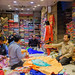 A Sari in Every Color | Old Delhi, India