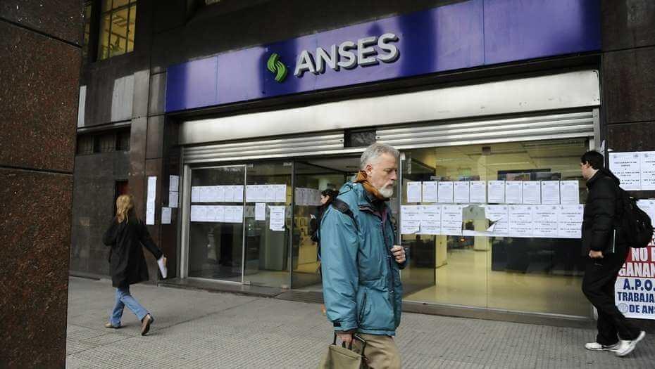 Paro Bancario ANSES adelanta pagos