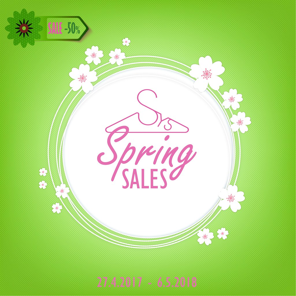 [sYs] Spring Sales