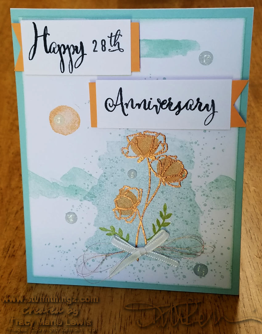 May Colour Combo Blog Hop
