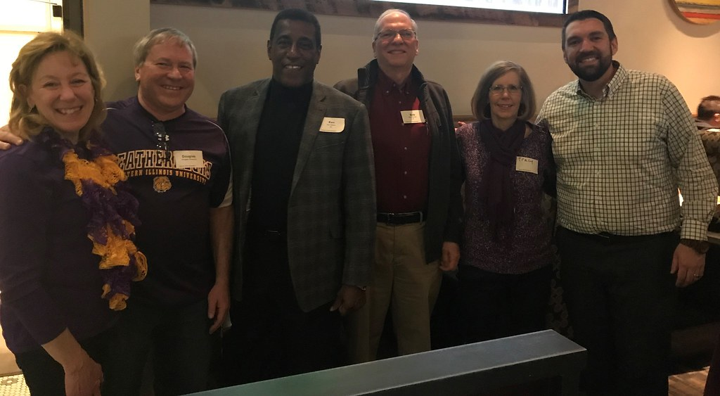 Denver Alumni & Friends Social in conjunction with WIU Campus Recreation, 3/