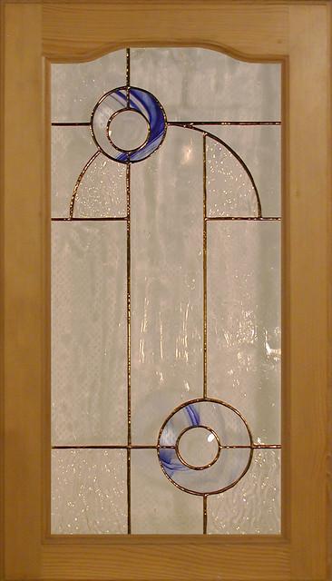 vitráž do nábytkových dvířek ND 017 10