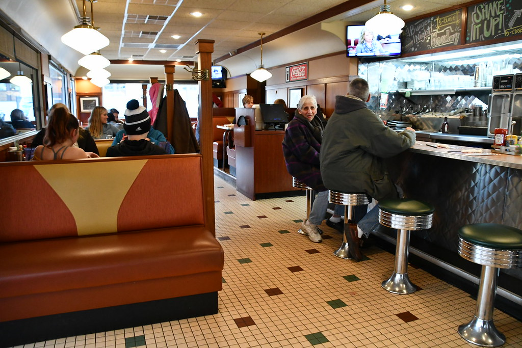 Phillips Avenue Diner, Sioux Falls, SD