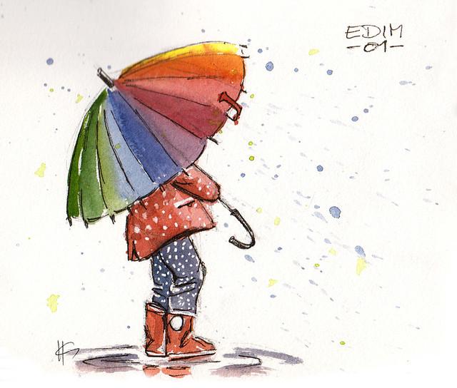 An Umbrella - EDIM01