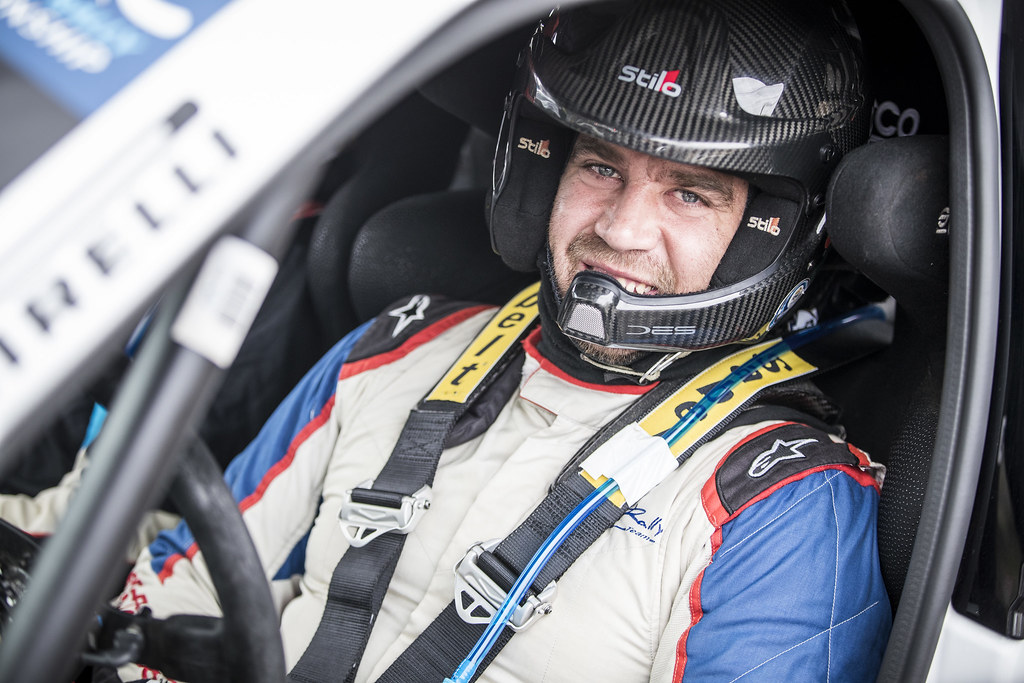 BOTKA David (hun), MESTERHAZI Mark (hun), SKODA FABIA R5, portrait during the 2018 European Rally Championship ERC Rally Islas Canarias, El Corte Inglés,  from May 3 to 5, at Las Palmas, Spain - Photo Gregory Lenormand / DPPI