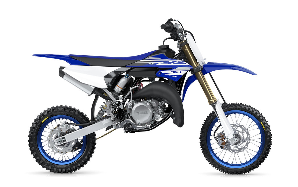 moto yamaha yz