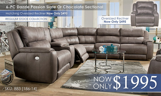 Dazzle 883 Sectional_2018