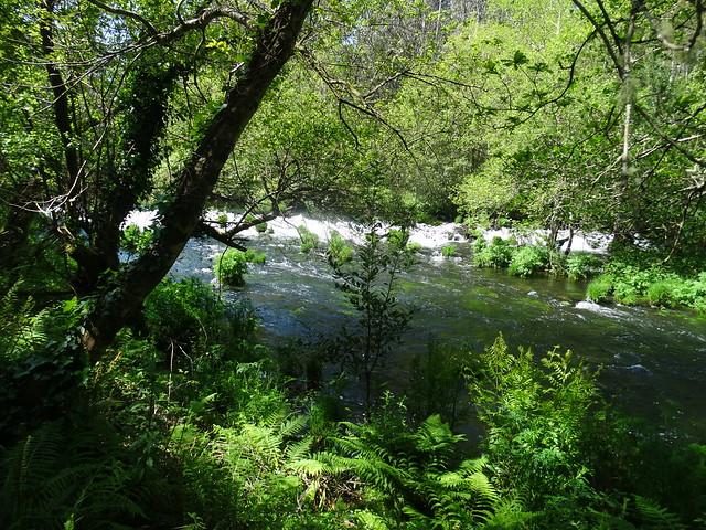 Represa río Grande Camariñas