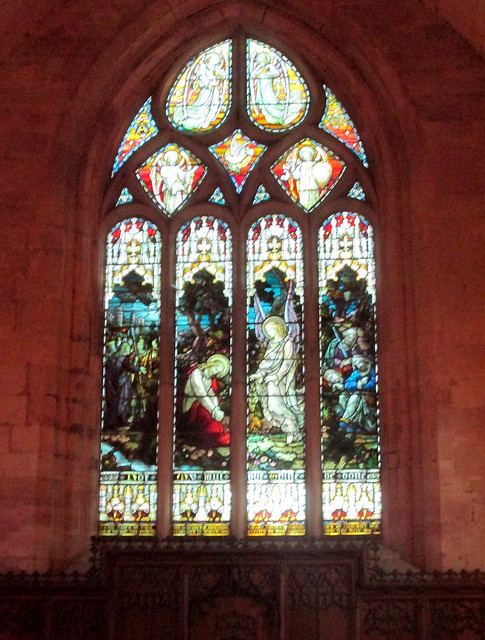 Stained Glass, Crichton Collegiate Kirk