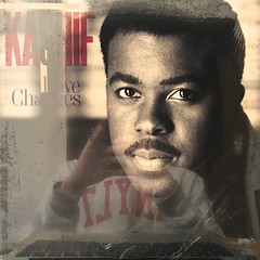 KASHIF:LOVE CHANGES(JACKET A)