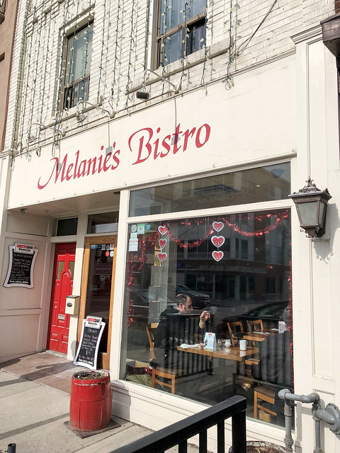 Farewell Melanie's Bistro... Sort Of!
