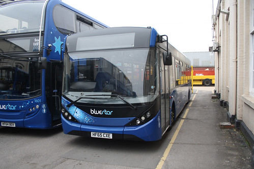 Go South Coast 2733 HF65CXE (Bluestar)
