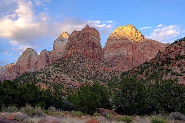 Zion National Park, Fujifilm X-Pro2, XF10-24mmF4 R OIS