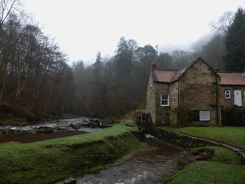 Mill by the Esk