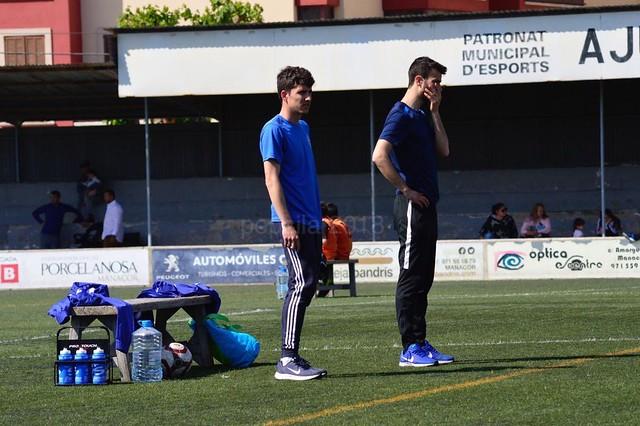 Benjamines 1ª Reg. Mallorca (Gr. A): Manacor 4 – 0 Rotlet Molinar