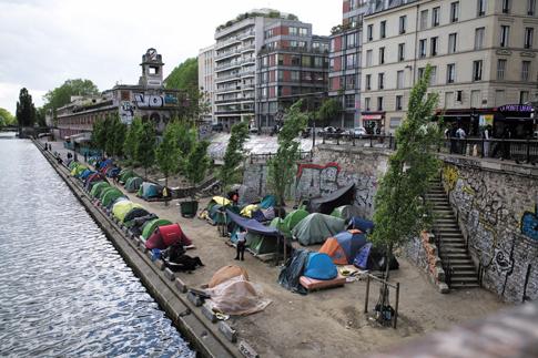 18d27 La Chapelle Jaurès Campamento refugiados_0003 variante Uti 485