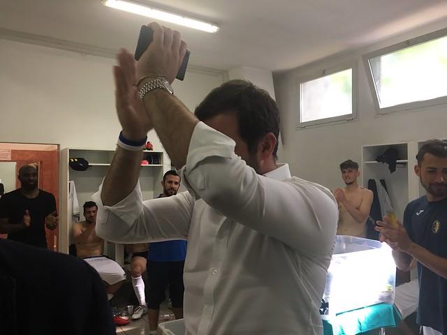 Mestre - Santarcangelo 0-4
